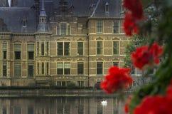 Binnenhof van Nederland in Den Haag royalty-vrije stock afbeeldingen