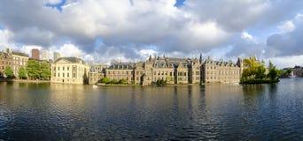 Binnenhof y x28; Holandés Parliament& x29; , La Haya y x28; Den Haag y x29; , Países Bajos fotografía de archivo libre de regalías