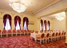 Binnenland 3 van het restaurant royalty-vrije stock foto