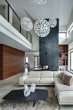 Binnenland in een moderne stijl Stock Afbeeldingen