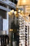 Binnenland van boutique Royalty-vrije Stock Afbeelding