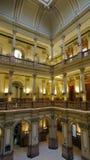 Binnenland van capitol van Colorado Royalty-vrije Stock Fotografie