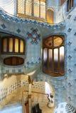 Binnenland van Casa Batllo Royalty-vrije Stock Afbeeldingen