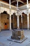 Binnenland van Casa DE las Conchas Stock Foto's