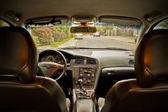 Binnenland van de auto Royalty-vrije Stock Foto