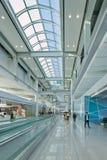 Binnenland van de Icheon het Internationale Luchthaven, Seoel, Zuid-Korea Royalty-vrije Stock Fotografie