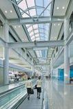 Binnenland van de Icheon het Internationale Luchthaven, Seoel, Zuid-Korea Stock Foto's