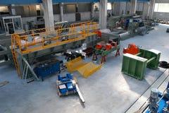 Binnenland van de industrie Stock Fotografie