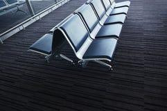 Binnenland van de luchthaven. Royalty-vrije Stock Foto's