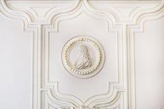 Binnenland van de Winterpaleis van Prins Eugene Savoy in Wenen Stock Afbeeldingen