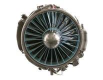Binnenland van een luchtvaartstraalmotor Royalty-vrije Stock Foto