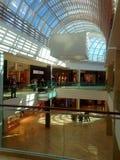 Binnenland van een winkelcomplex Royalty-vrije Stock Foto's