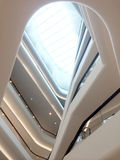 Binnenland van het architectuur het moderne ontwerp Stock Afbeelding
