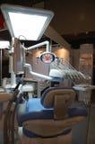 Binnenland van het bureau van een tandarts Royalty-vrije Stock Foto's