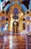 Binnenland van het de Winterpaleis Royalty-vrije Stock Afbeelding