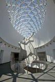 Binnenland van het Museum van Salvador Dalà in St. Petersburg Stock Foto