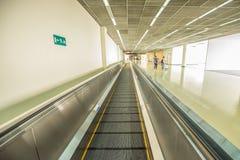 Binnenland van internationale luchthaven Royalty-vrije Stock Foto