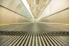 Binnenland van internationale luchthaven Stock Fotografie