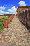 Interor van Fort Jaigarh Royalty-vrije Stock Foto