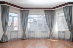 Binnenland van luxe klassieke stijl Royalty-vrije Stock Afbeeldingen