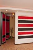 Binnenland van moderne woonkamer Royalty-vrije Stock Afbeeldingen