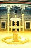 Binnenland van museum Bardo. Tunesië Royalty-vrije Stock Fotografie