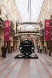 Binnenland van Warenhuis in Moskou Stock Fotografie