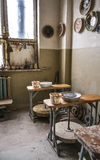 Binnenlands aardewerk binnen Royalty-vrije Stock Afbeeldingen