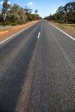 Binnenlands Australië dichtbij cowra Royalty-vrije Stock Afbeelding