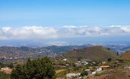 Binnenlands Gran Canaria, stock afbeelding