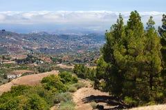 Binnenlands Gran Canaria, royalty-vrije stock fotografie
