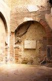 Binnenlands-ii-Herculaneum-Italië Stock Fotografie