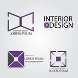 Binnenlands ontwerp Stock Foto's
