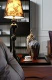 Binnenlands ontwerp en decoratie Royalty-vrije Stock Fotografie