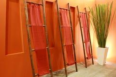 Binnenlands ontwerp in huis Stock Fotografie