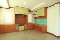 Binnenlands ontwerp van woonkamer Stock Afbeelding
