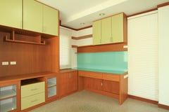 Binnenlands ontwerp van woonkamer Stock Foto's