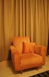 Binnenlands - woonkamer van een luxe woonhuis Stock Foto