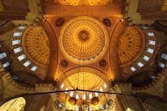 Binnenlands - Yeni Camii stock foto's
