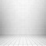 Binnenlandse achtergrond met net vector illustratie