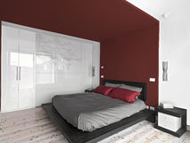 Mening van een middeleeuwse slaapkamer perugia stock fotografie afbeelding 24587592 - Muur kamer meisje ...