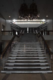Binnenlandse ontwerp, ruimten, architectuur en gebouwen Stock Foto