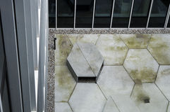 Binnenlandse ontwerp, ruimten, architectuur en gebouwen Stock Foto's