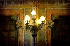 Binnenlandse palazzo Royalty-vrije Stock Afbeelding