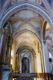 Binnenlandse Parochie van Heilig Sacrament in Tandil stock afbeelding