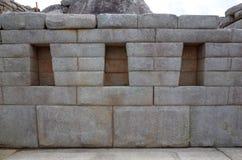 Binnenmachu Picchu Royalty-vrije Stock Foto's