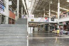 Binnenmarkt in Bangkok Thailand Stock Afbeeldingen