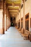 Binnenmening van het Paleis van Umaid Bhawan van Rajasthan Royalty-vrije Stock Foto's