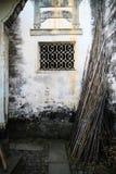 Binnenplaats in Anhui, China Royalty-vrije Stock Foto