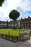 Binnenplaats van de Toren van Londen Royalty-vrije Stock Foto's